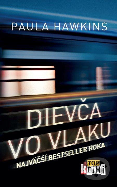 Fatimma.cz Dievča vo vlaku Image