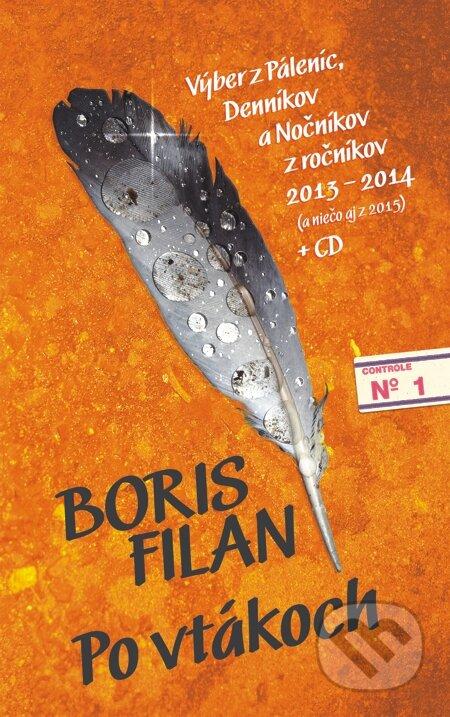 Po vtákoch - Boris Filan