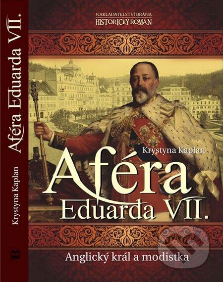 Fatimma.cz Aféra Eduarda VII. - Anglický král a modistka Image