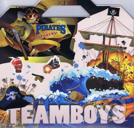 Teamboys Pirates Stickers! -