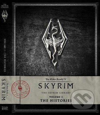 The Elder Scrolls V: The Histories (Volume 1) - Titan Books