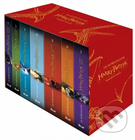 Peticenemocnicesusice.cz Harry Potter 1 - 7 (box) Image
