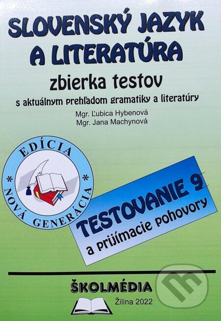 Newdawn.it Slovenský jazyk a literatúra - zbierka príkladov a testov Image