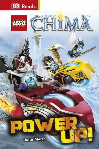 Legends of Chima: Power Up! - Julia March