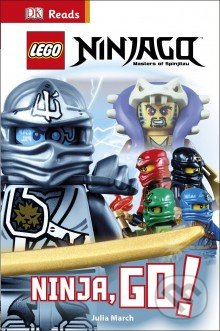 Ninjago: Ninja, GO! - Dorling Kindersley