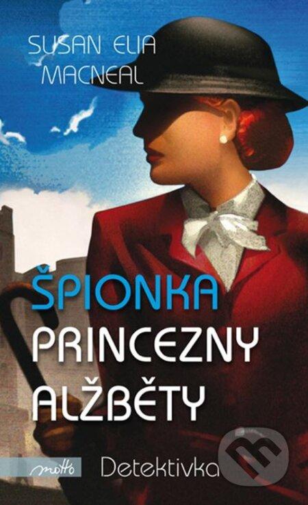 Fatimma.cz Špionka princezny Alžběty Image