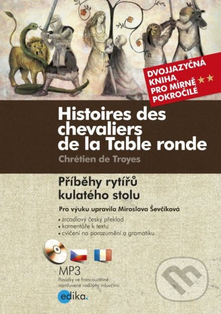 Newdawn.it Histoires des chevaliers de la Table ronde/ Příběhy rytířů kulatého stolu Image