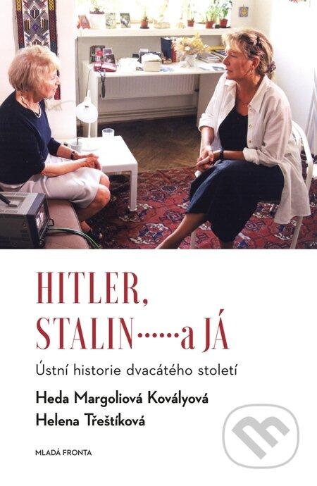 Hitler, Stalin a já - Heda Margoliová Kovályová, Helena Třeštíková