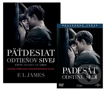 Kolekcia Fifty Shades of Grey -