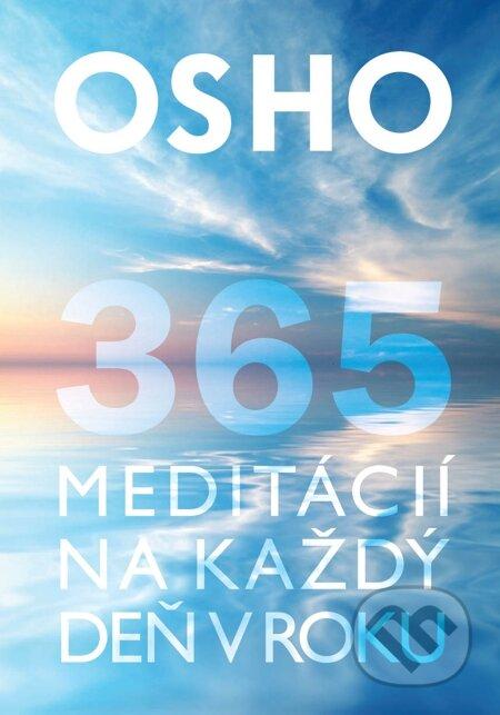 365 meditácií na každý deň v roku - Osho