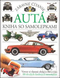 Interdrought2020.com Autá - Nálepková kniha Image
