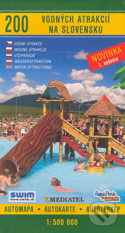 Fatimma.cz 200 vodných atrakcií na Slovensku Image