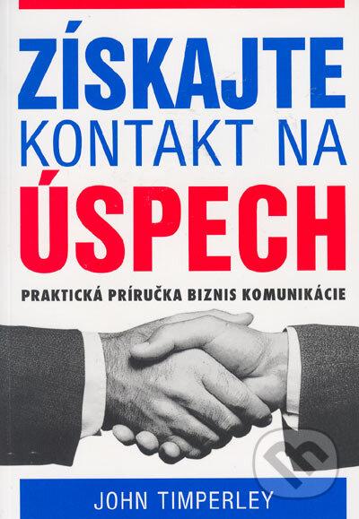 Interdrought2020.com Získajte kontakt na úspech - Praktická príručka biznis komunikácie Image