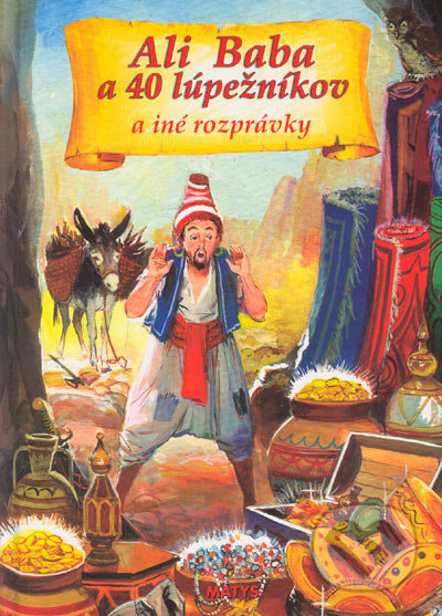 Fatimma.cz Ali Baba a 40 lúpežníkov a iné rozprávky Image