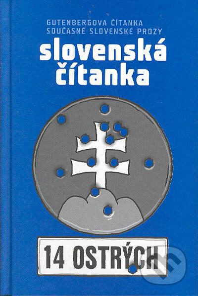 Fatimma.cz Slovenská čítanka - 14 ostrých Image