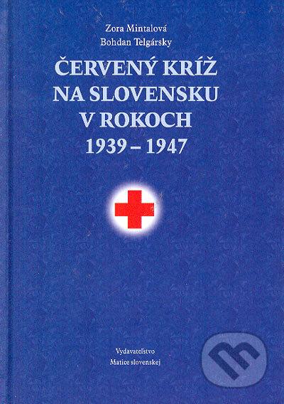 Venirsincontro.it Červený kríž na Slovensku 1939 - 1947 Image