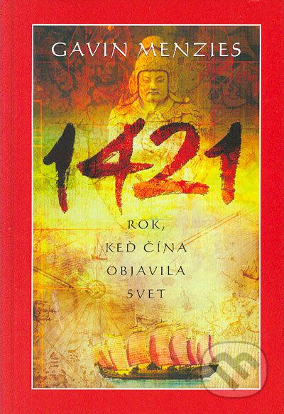 Fatimma.cz 1421 - rok, keď Čína objavila svet Image