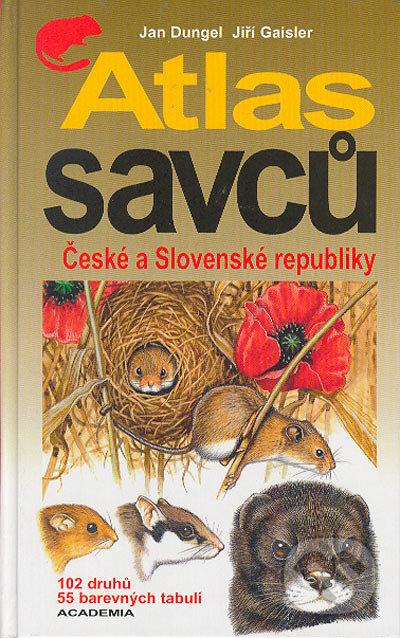 Peticenemocnicesusice.cz Atlas savců České a Slovenské republiky Image