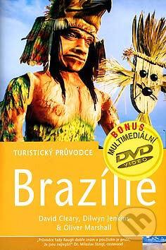 Fatimma.cz Brazílie - turistický průvodce + DVD Image
