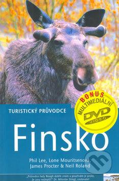 Fatimma.cz Finsko - turistický průvodce + DVD Image