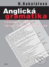 Anglická gramatika - Natálie Bakalářová