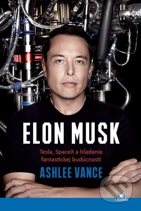253770c77f813 Kniha: Elon Musk (Ashlee Vance) | Martinus