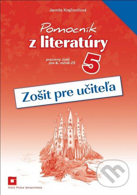 Fatimma.cz Pomocník z literatúry 5 (zošit pre učiteľa) Image