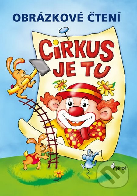 Venirsincontro.it Obrázkové čtení - Cirkus je tu Image