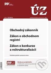 Fatimma.cz Úplné znenia zákonov 22/2015 Image
