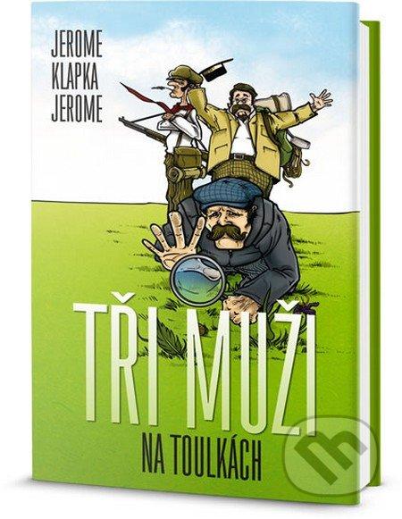 Fatimma.cz Tři muži na toulkách Image