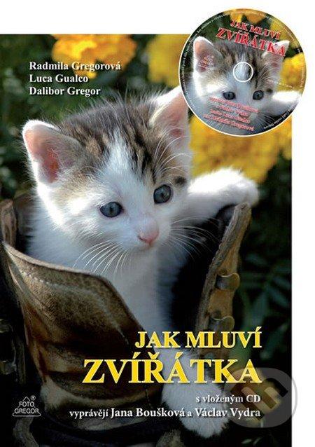 Peticenemocnicesusice.cz Jak mluví zvířátka + CD Image