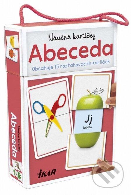 Náučné kartičky – Abeceda - Kolektív autorov