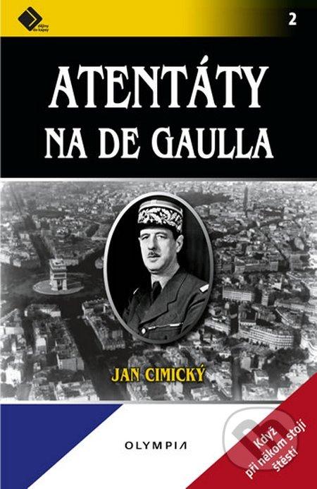Fatimma.cz Atentáty na De Gaulla Image