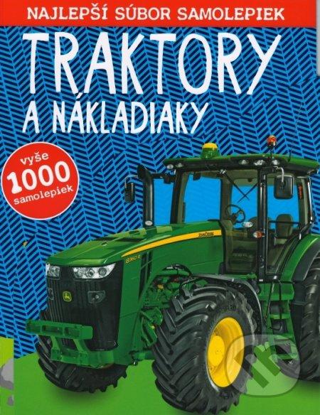 Traktory a nákladiaky - Svojtka&Co.