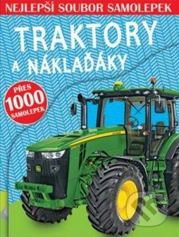 Traktory a náklaďáky - Svojtka&Co.