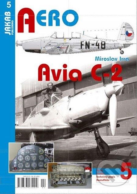 Avia C-2 - Miroslav Irra