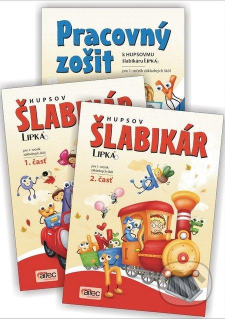 Fatimma.cz Hupsov šlabikár LIPKA ® (kolekcia troch titulov) Image