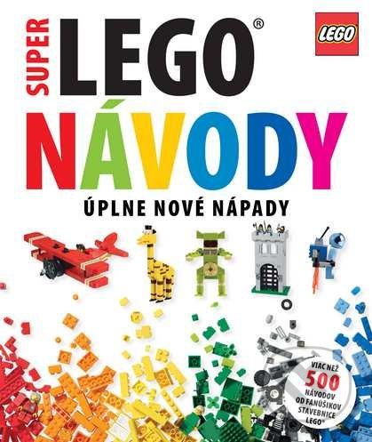 Super LEGO® návody - Slovart