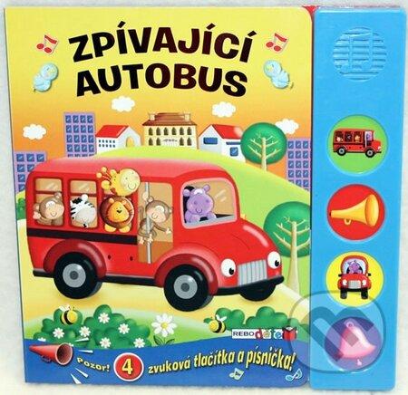 Interdrought2020.com Zpívající autobus - 4 zvuková tlačítka a písnička Image