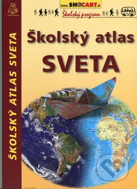 Školský atlas sveta - SHOCart