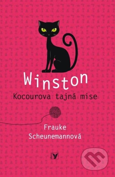 Peticenemocnicesusice.cz Winston: Kocour na tajné výpravě Image
