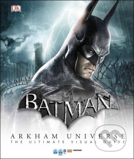 Batman: Arkham Universe - Matthew K. Manning