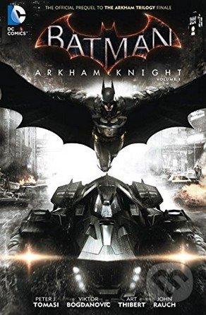 Batman: Arkham Knight (Volume 1) - Peter Tomasi
