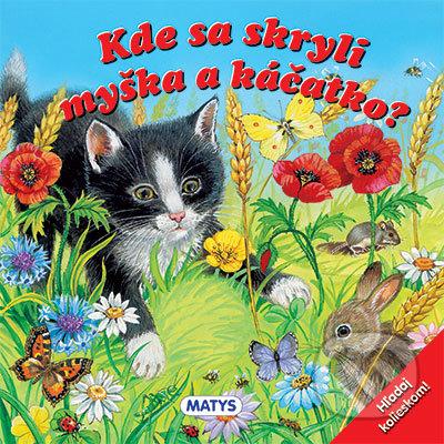 Fatimma.cz Kde sa skryli myška a káčatko? Image