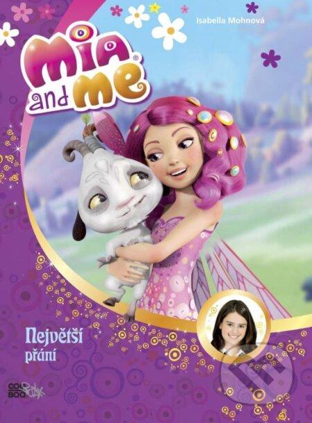 Interdrought2020.com Mia a já: Největší přání Image
