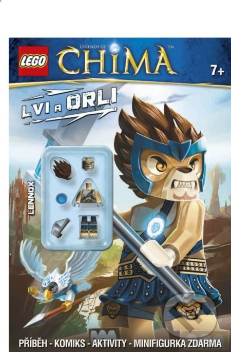 Fatimma.cz LEGO CHIMA: Lvi a orli Image
