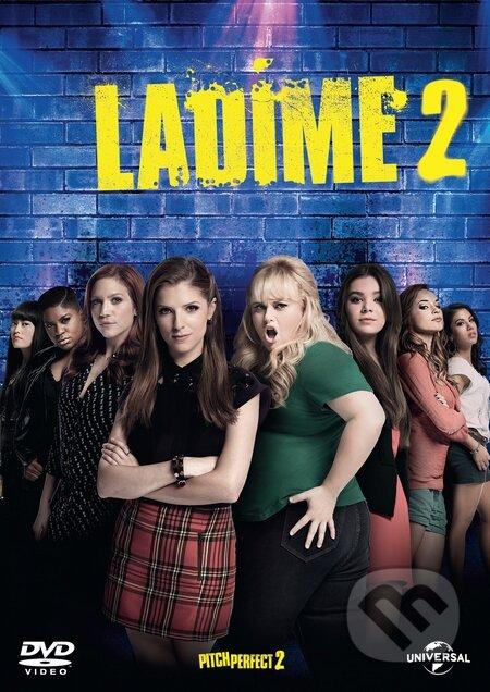 Ladíme 2 DVD