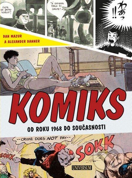 Interdrought2020.com Komiks - Od roku 1968 do současnosti Image