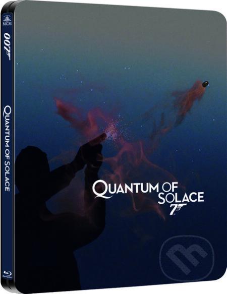 Quantum of Solace Steelbook Blu-ray