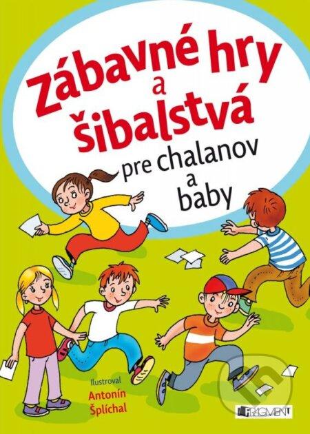 Fatimma.cz Zábavné hry a šibalstvá pre chalanov a baby Image